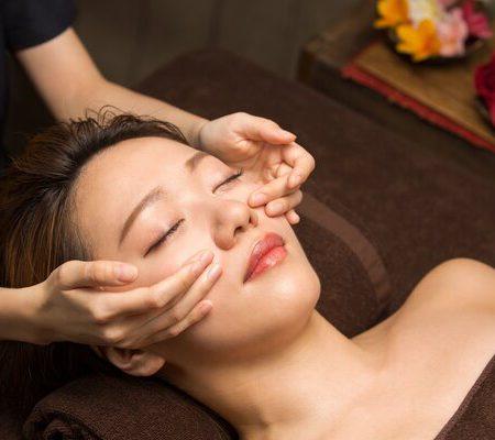 Massage Visage & Tête